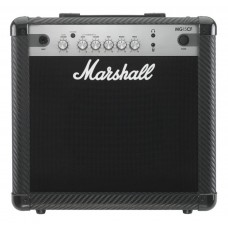 MARSHALL MG15CF COMBO GUITAR AMPLIFIER, 15W 2-CHANNEL