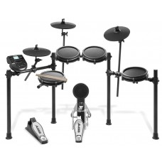Alesis Nitro Mesh Kit | Eight Piece All-Mesh Electronic Drum Kit