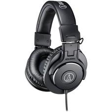 Audio-Technica ATH-M30X On-Ear Stereo Headphone (Black)