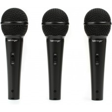 BEHRINGERPACK MICROPHONES PACK OF 3PCS