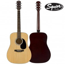 Fender Squier SA-150 Dreadnought Acoustic Guitar.
