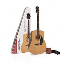 Fender FA-115 Dreadnought Acoustic Guitar Pack - Natural