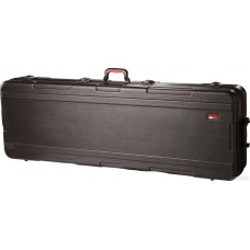 Gator GKPE-61-TSA 61 key's Keyboard Flight Case with TSA Locks .