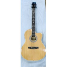 GUITAR HAVANA AAG39 NATURAL, FREE SHIPPING.
