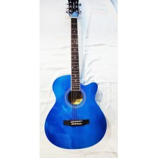 Kadence Frontier 40″ Acoustic Guitar FR01 BLUE