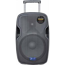 Wireless Amplispeaker, Techno - 15x