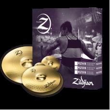 Zildjian PlanetZ PLZ1318 Cymbal Set