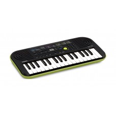 Casio SA-46A Electronic Keyboard, Black