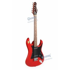 Givson Electric Guitar Super Deluxe (Fitted With 2 Single Coiled Pick-ups)-With Shipping