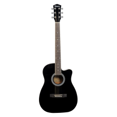 GUITAR HAVANA AAG38 BLACK, FREE SHIPPING.