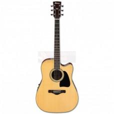 Ibanez Artwood AW70ECE - LG 6 String Semi Acoustic Guitar