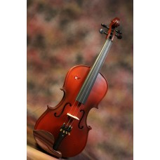 Violin 4/4, Professional's Violin W/ Hard Case, Rosin and Bow