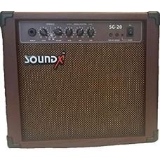 SoundX SG-20 20-watt Guitar Amplifier