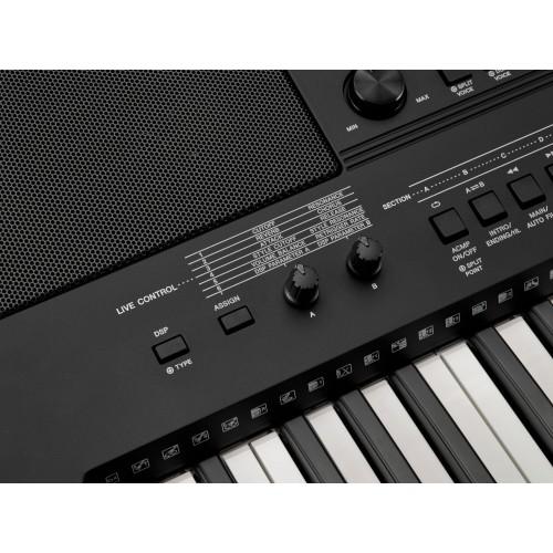 Yamaha Psr E463 Electronic Keyboard, in taalmusicals, Vijayawada,