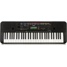 Yamaha PSR-E263 61-key, Keyboard with adaptor